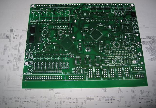 myCNC-ET1 board. revision 2